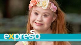 Model Madeline Stuart living with Down Syndrome