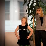 First Steps: Madeline Stuart Learns to Walk the Catwalk in NYC