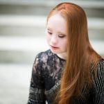 Madeline Stuart - Photograph by Irina Smirnova
