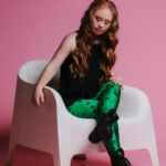Madeline Stuart - Photograph by Jade Ehlers