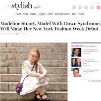 Madeline Stuart, Model With Down Syndrome, Will Make Her New York Fashion Week Debut