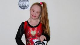 THE BEATIFUL STORY OF A GIRL WITH DOWN SYNDROME - The most beautiful story!